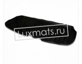 Резиновый коврик в багажник Lada Largus (Лада Ларгус) (2012-н.в.) 7-местн. (короткий)