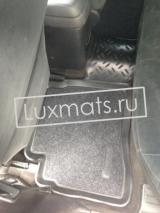 Автомобильные коврики в салон Hyundai Sonata EF (Хендай Соната) (2001-2012) (Tagaz) 3D с ковролином
