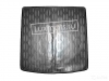 Резиновый коврик в багажник Audi Q7 (Ауди Q7)(2005-)